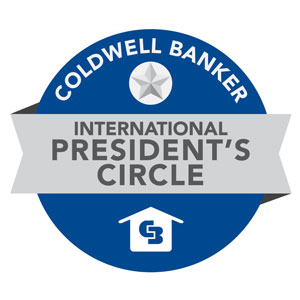 Coldwell Banker International President's Circle Award